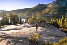 Echo Lake in California | 29 Instagram-Worthy Places To Travel