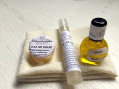 Beard  and stash care, Uber conditioning for the hairy man face and bearded women.