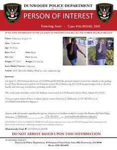 Dunwoody Police Department Dunwoodypolice Profile Pinterest