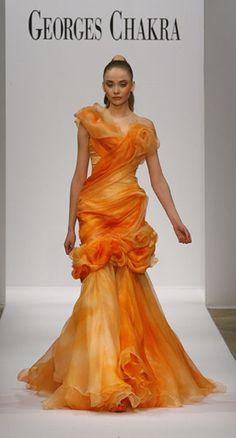 Georges Chakra | Georges Chakra İlkbahar Yaz 2012 Haute Couture Koleksiyonu