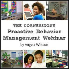 A fun online course in behavior management for teachers to help you construct a self-running classroom that frees you to TEACH! Learn how to help kids become responsible and self-reliant so you can maximize instructional time.