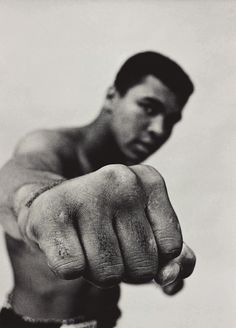 """Ali's Right Fist"" 