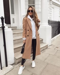 nyc winter outfits Best Casual Winter Outfits Ideas for 2019 Winter outfits Trendy Fall Outfits, Casual Winter Outfits, Winter Fashion Outfits, Look Fashion, Autumn Fashion, Luxury Fashion, Woman Fashion, Fashion Clothes, Summer Outfits