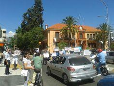 MEDIOSRIOJA.COM.AR Médicos de la Rioja piden la renuncia del Ministro Perera, que los trato de cobardes