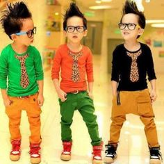 <3 Coolest kid EVER!
