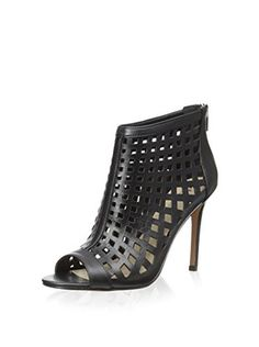 Charles by Charles David Women's Infusion Caged Sandal (Black)