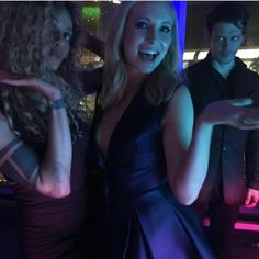 Candice with persia and Joseph sdcc 2016