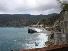 Monterosso Italy... an amazing place to see for yourself....I will go back!