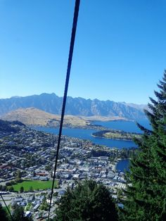 Queenstown Gondola, New Zealand. List of things to do in Queenstown for those not into extreme sports.