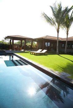 Lot 82 - tropical - pool - hawaii - GM Construction, Inc.