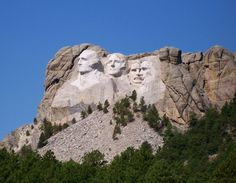 Black Hills OK Mt. Rushmore but Black Hills area is really fun to visit