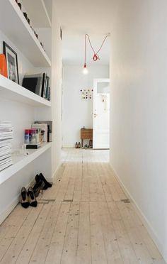 Ideias para decorar o corredor 11