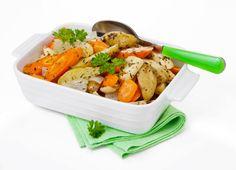 Paahdetut juurekset | K-ruoka #kasvisruoka