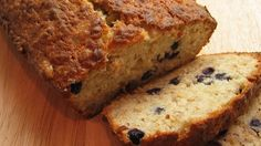This is so good and reminds me of a real moist kind of a sweet quick bread.  Everybody asks for the recipe: this bread is moist, and easy to make too.  Note: If you are using frozen blueberries, you can thaw them in the microwave for about 3 minutes.  However, you need to increase the amount of blueberries to 3/4 cup.