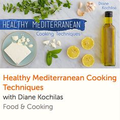 Discover the simple flavor-building techniques behind healthy Mediterranean cuisine to bring the delicious tastes and relaxing ease of Greece to your table! Thai Cooking, Cooking For Two, Online Cooking Classes, Crockpot Recipes, Healthy Recipes, Cake Decorating Classes, Easy Weeknight Dinners, No Bake Cake, Appetizer Recipes