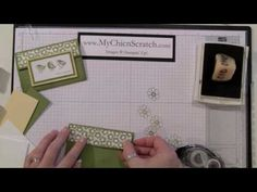 Stampin' Up! Envelope Card - YouTube