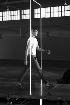 Lanvin Men S/S13 | models.com MDX