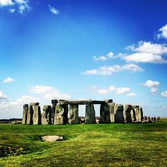 """Stonehenge in Amesbury, Wiltshire. - For whatever reason I just got a """"Game of Thrones"""" vibe in my head. Not quite sure why."""