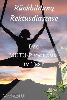 Rektusdiastase und Beckenbodenschwäche. Das MuTu Programm verspricht abhilfe. Ich habe das Rückbildungsprogramm für Zuhause getestet.