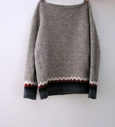 23eaa6c23851 Kaarina Pullover pattern by Isabell Kraemer
