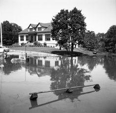 1948 Vanport Flood - Papermill - St. Helens, Oregon