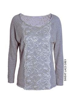 Sweat Lace Grey von KD Klaus Dilkrath #kdklausdilkrath #kd #dilkrath #kd12 #outfit