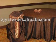 Brown Tablecloths | Wedding Center Pieces And Decor Ideas | Pinterest | Brown  Tablecloths, Weddings And Wedding