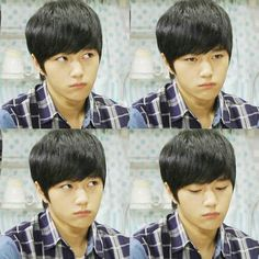 I apoligize I haven't been pinning, but I will try better! Here comes a Infinite Spam!!! # cute #MyungSoo #L