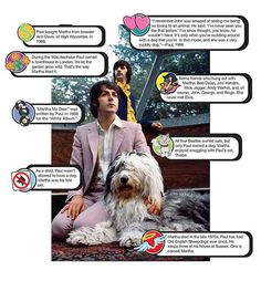 We celebrate Paul McCartney's Old English Sheepdog, who made purebreds cool among rock stars.