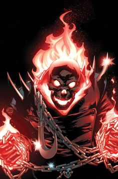 Image of Ghost Rider (Ghost Rider #1) - Comic Vine