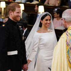 There's an Official Royal Wedding Album on Spotify So You Can Relive Every Magical Moment Harry And Meghan Wedding, Meghan Markle Wedding, Windsor, Royal Family Pictures, British Royal Families, Royal Dresses, Princesa Diana, Royal Weddings, Duke And Duchess