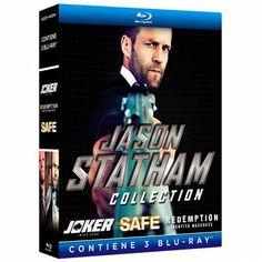 Prezzi e Sconti: #Jason statham collection (blu-ray)  ad Euro 9.95 in #Unieuro #Film