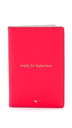 Kate Spade New York Travel Passport Holder