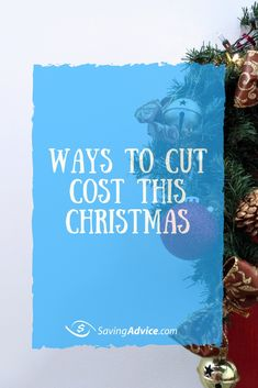 Many people are scurrying around the malls trying to find the perfect gift or crowding the grocery stores trying to find the right sized ham or turkey Living On A Budget, Frugal Living, Cheap Days Out, Money Problems, Christmas On A Budget, Budgeting Money, Frugal Tips, Money Management, Personal Finance