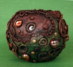 Organic Pod Vase by MandarinMoon on DeviantArt