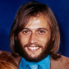 """With his brothers Barry and Robin, Maurice Gibb was a member in the Bee Gees, one of the top musical groups of the 1970s with such hits as """"Jive Talkin."""""""
