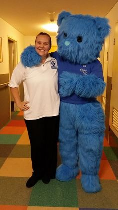 Community medic crew joins in the fun with Bluey at Allowah Childrens Hospital. Dancing and playing percussion to songs like Geronimo by Shepherd