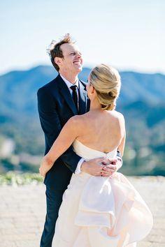Sunny and Wally's gorgeous outdoor Malibu Rocky Oaks wedding. Photography by STUDIO 1208 | Bridal Musings Wedding Blog