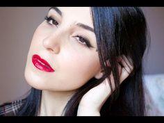 Smoke Liner Look (Eyeliner difuminado) - YouTube