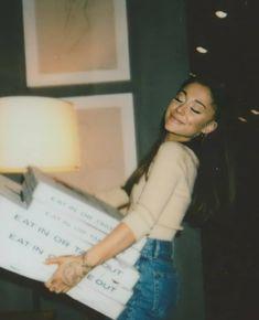 Ariana Grande Birthday, Ariana Grande Cute, Ariana Grande Photoshoot, Ariana Grande Pictures, Cabello Ariana Grande, We Heart It, Best Female Artists, Ariana Grande Wallpaper, Guinness World
