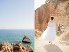 Algarve beach wedding - Portugal