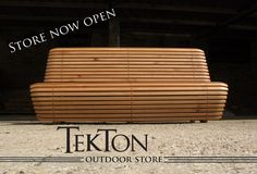 Bespoke handmade outdoor furniture shop