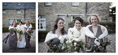 Trenderway Farm Cornwall Wedding Photographer, barn wedding cornwall, winter wedding cornwall, winter bridesmaids, winter wedding flowers