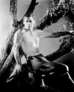 Weissmuller, Johnny (Tarzan the Ape Man)