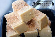 மைசூர் பாகு - Traditional Mysorepak in Tamil Recipes In Tamil, Cornbread, Indian, Traditional, Classic, Ethnic Recipes, Kitchen, Food, Millet Bread