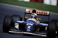 Alain Prost  Williams - Renault  Montreal 1993