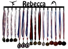 Medal display