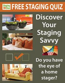 home staging. Have to email for the quiz but the page has some good tips anyway.