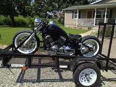 2007 Yamaha Yamaha Vstar Bobber $1 Possible Trade - 100624380 | Custom Cruiser Classifieds | Cruiser Sales