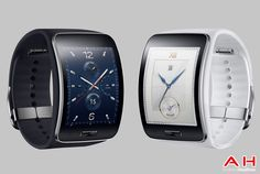Are you ready for Samsung's most expensive smartwatch to date? Today, Samsung announced that their new Samsung Gear S smartwatch would be available in the
